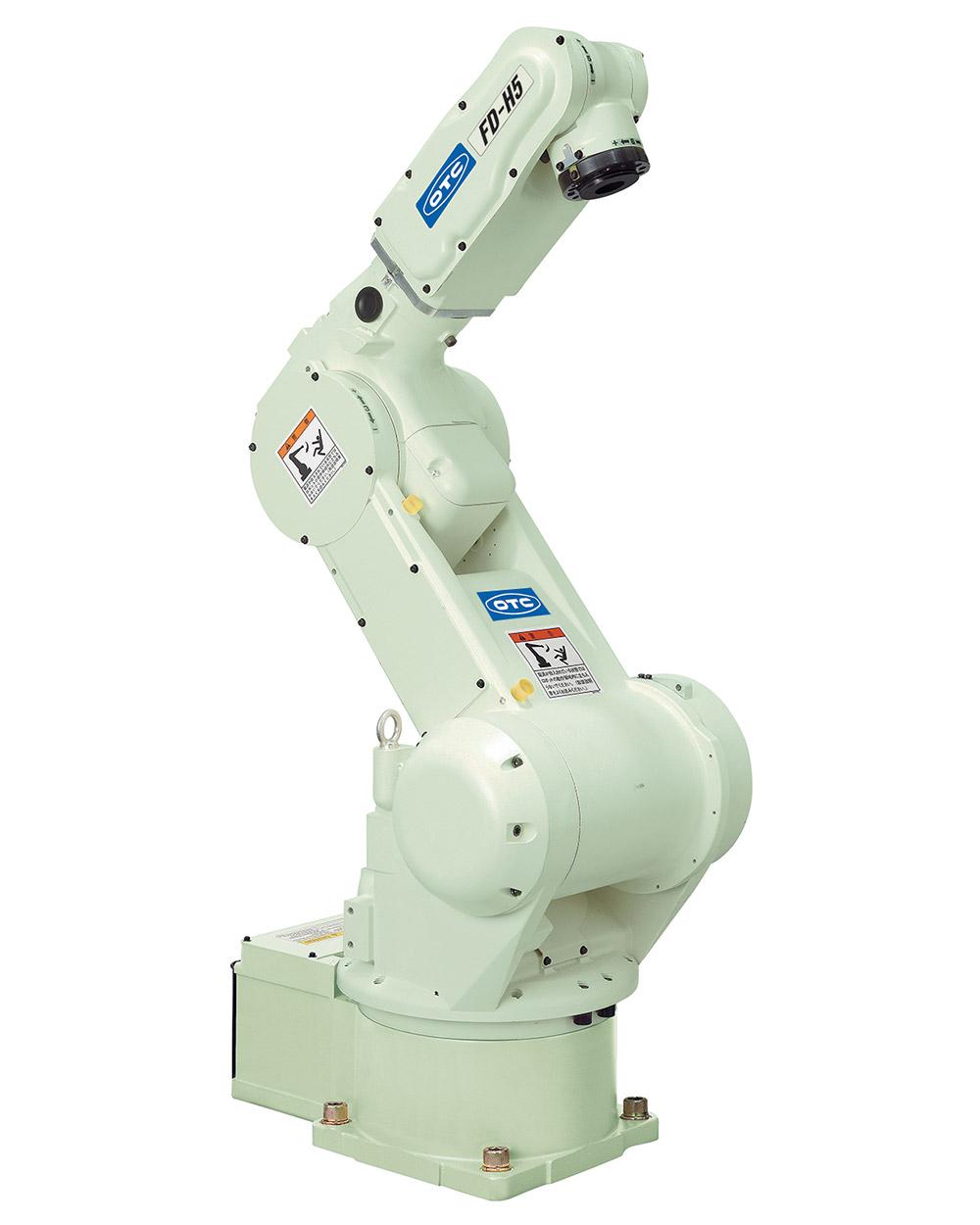 Robot soudeur, OTC, DAIHEN, FD-H5