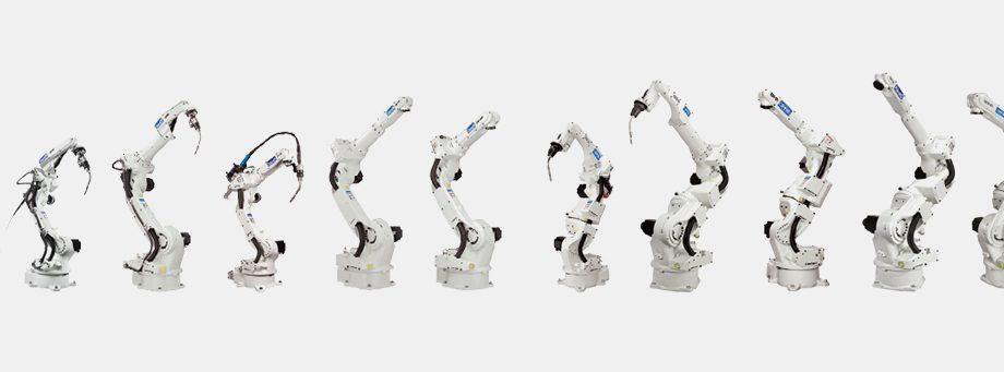 Robot, soudeur, soudure automatisé, OTC, DAIHEN